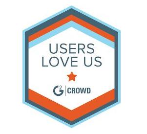 G2 Crowd Badge 2018