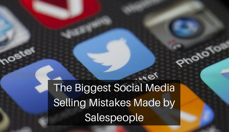 social-selling-mistakes